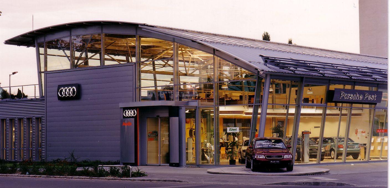 Audi szalon